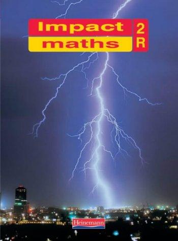 9780435017965: Impact Maths Pupil Textbook Red 2 (Yr 8) (Book 2R)