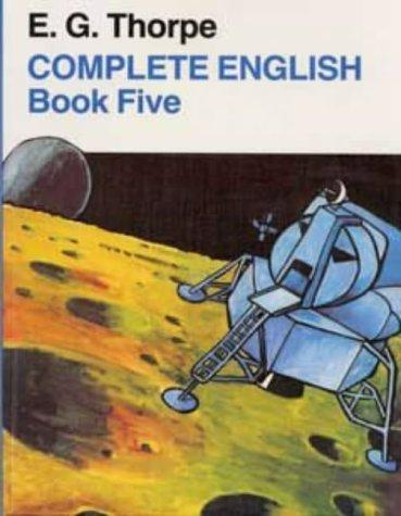 9780435018986: Complete English: Bk. 5