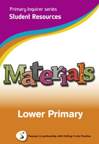 Primary Inquirer Series: Materials Lower Primary Student: Snowball, Lesley and