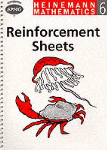 9780435022310: Heinemann Maths 6: Reinforcement Sheets