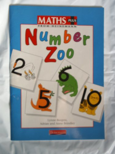 9780435023461: Maths Plus: Number Zoo