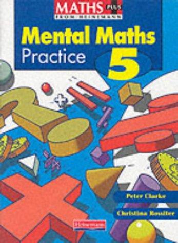 9780435024123: Maths Plus: Mental Maths Practice