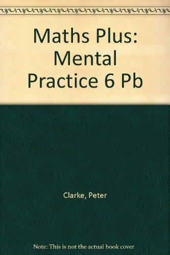 9780435024208: Maths Plus: Mental Maths Practice (Maths plus from Heinemann)