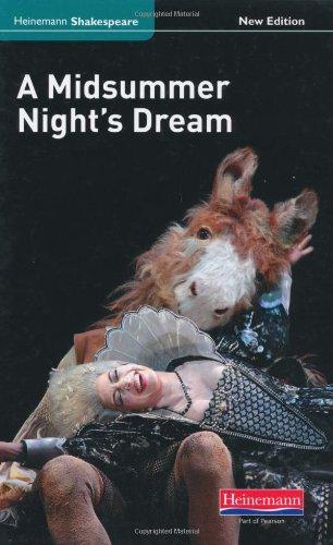 9780435026462: A Midsummer Night's Dream (new edition) (Heinemann Shakespeare)