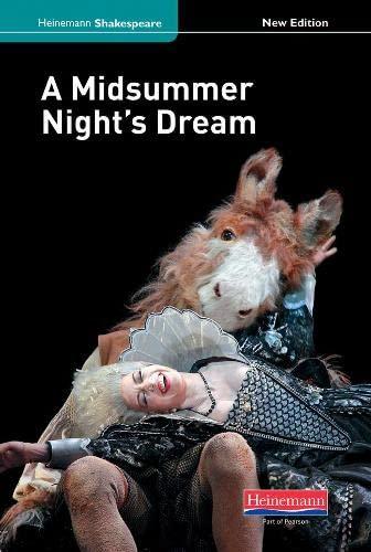 9780435026462: A Midsummer Night's Dream (Heinemann Shakespeare)
