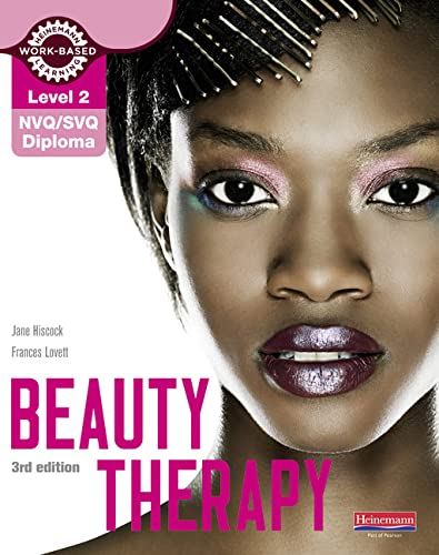 9780435026578: Level 2 NVQ/SVQ Diploma Beauty Therapy Candidate Handbook 3rd edition