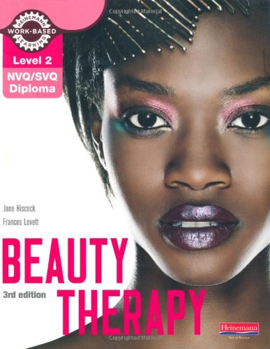 9780435026578: Level 2 NVQ/SVQ Diploma Beauty Therapy Candidate Handbook 3rd edition (NVQ L2 Hair & Beauty)
