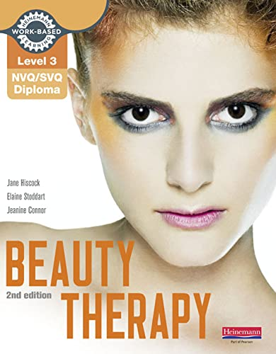Level 3 NVQ/SVQ Diploma Beauty Therapy Candidate: Elaine Stoddart, Jeanine