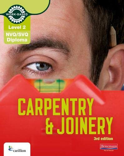 9780435027049: Level 2 NVQ/SVQ Diploma Carpentry and Joinery Candidate Handbook 3rd Edition (NVQ Carpentry & Joinery)