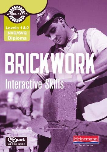 NVQ/SVQ Diploma Brickwork Interactive Skills: Level 1/2: Dave Whitten