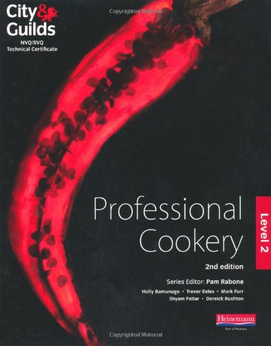9780435027162: City & Guilds NVQ/SVQ and Technical Certificate Level 2 Professional Cookery Candidate Handbook (ProActive Hospitality & Catering)