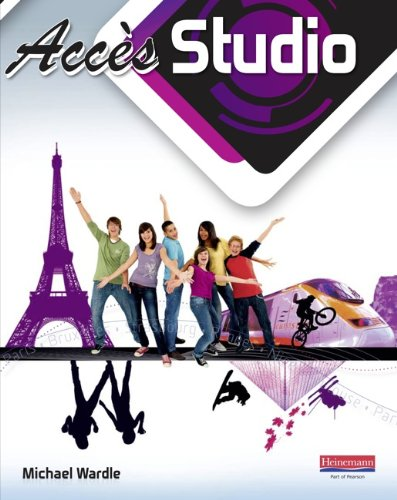 9780435027223: Acces Studio (Transition) Pupil Book (Studio 11-14 French)