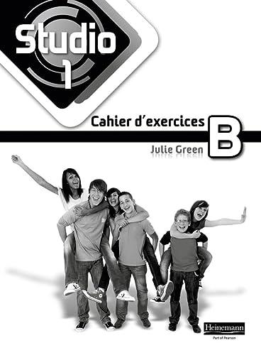 9780435027834: Studio 1 Workbook B (pack of 8) (11-14 French)
