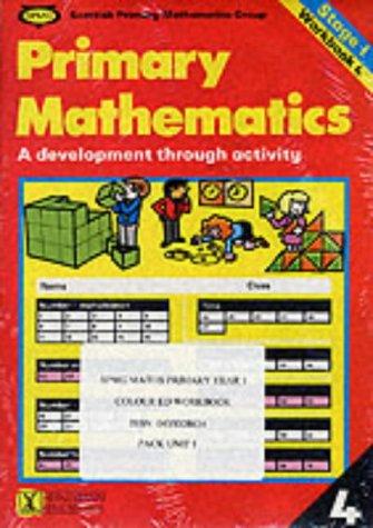 9780435028633: SPMG: Primary Stage 1: Workbooks 1-4 (SPMG)