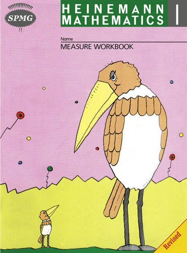 9780435030896: Heinemann Maths 1: Measure Workbook: Measure Workbook (Whs Only)
