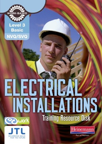 Diploma Installing Electrotechnical Systems and Equipment Training Resource Disk: Jtl Training