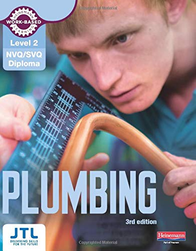 Level 2 NVQ/SVQ Plumbing Candidate Handbook 3rd: Jtl Training