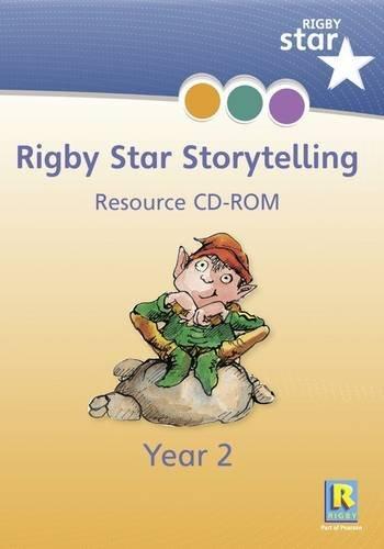 9780435031886: Rigby Star Audio Big Books Year 2 CD-ROM Wave 1 (International Rigby Star: Audio Big Books)