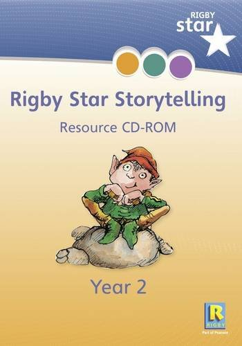Rigby Star Audio Big Books Year 2 CD-ROM Wave 1 (International Rigby Star: Audio Big Books) (0435031880) by Linda Strachan; Susan Akass; Celia Warren; Shoo Rayner; Rosalie Eisenstein