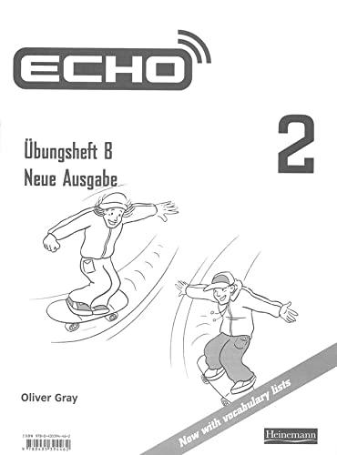 9780435032012: Echo 2 Workbook B 8 Pack