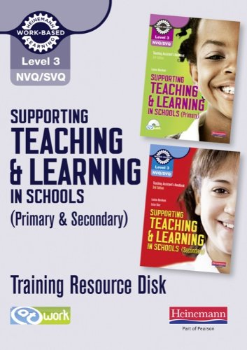 level 3 supporting teaching learning The level 3 diploma in specialist support for teaching and learning in schools (qcf) is for those members of the school workforce who directly support teaching.