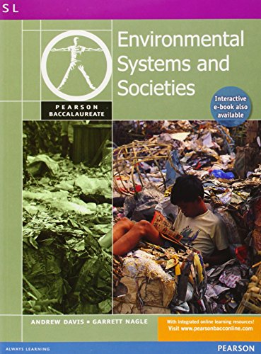 9780435032630: PEARSON BACCAULARETE ENVIRONMENTAL SYSTEMS AND SOCIEITIES FOR THE IB DIPLOMA (Pearson International Baccalaureate Diploma: International Editions)