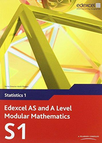 9780435033170: Edexcel Statistics and Revise Statistics 1 Value Pack
