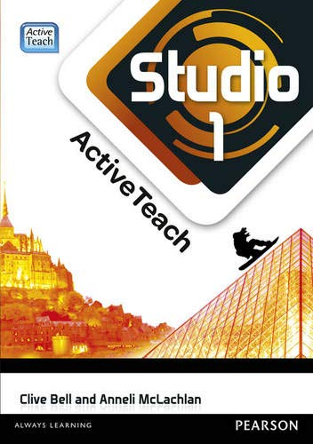 9780435033446: Studio 1 ActiveTeach (11-14 French) (Studio 11-14 French)
