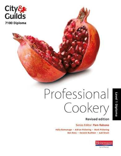 9780435033729: City & Guilds 7100 Diploma in Professional Cookery