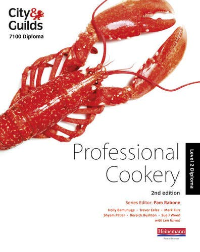 9780435033736: City & Guilds 7100 Diploma in Professional Cookery Level 2 Candidate Handbook (ProActive Hospitality & Catering)