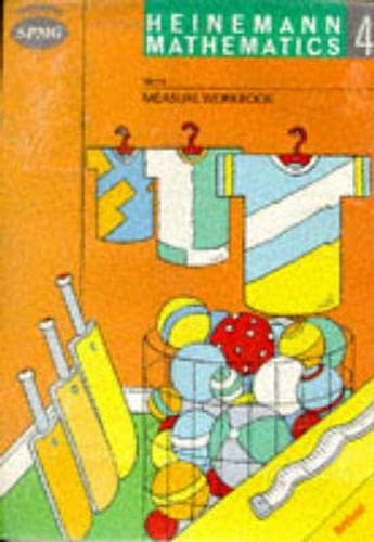 9780435038120: Heinemann Maths 4 Measure Workbook 8 Pack: Measure Workbook Year 4
