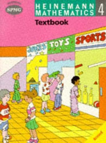 9780435038151: Heinemann Maths 4: Textbook: Textbook Year 4