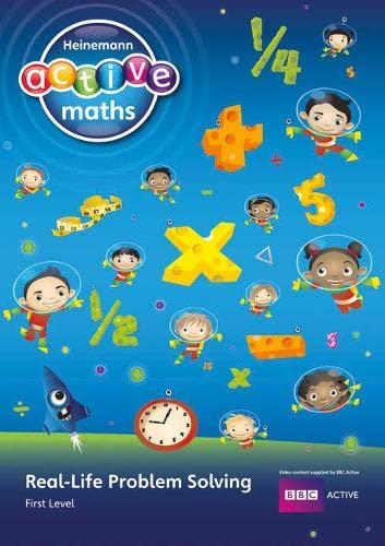 Heinemann Active Maths First Level Real-Life Problem Solving Large School Pack (Mixed media product...