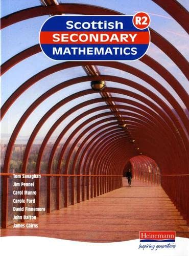 Scottish Secondary Maths Red: Student Book 2 (Paperback)