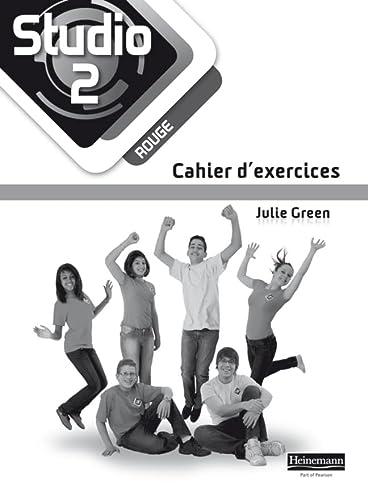 9780435041090: Studio 2 rouge Workbook Pk (11-14 French)