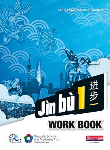 9780435041113: Jin bu Chinese Workbook Pack 1 (11-14 Mandarin Chinese)