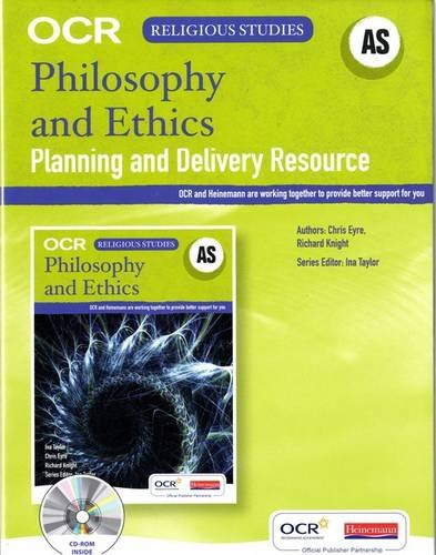 9780435041311: AS Philosophy and Ethics for OCR Teacher Resource Pack (OCR GCE Religious Studies Ethics 2008)
