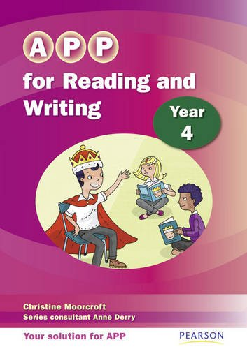 9780435041533: APP for Reading and Writing Year 4 (App for Reading & Writing)