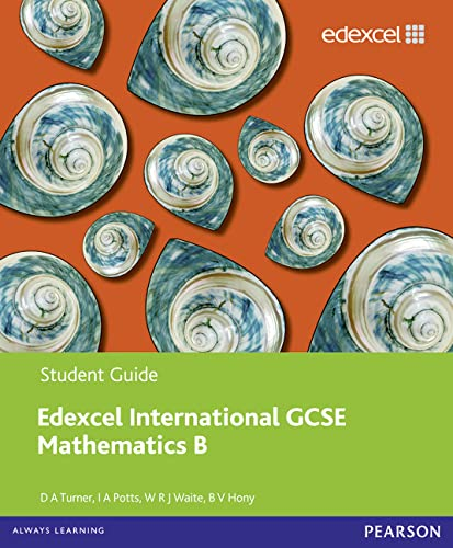 9780435044107: Edexcel Igcse Mathematics B. Student Book (Edexcel International GCSE)