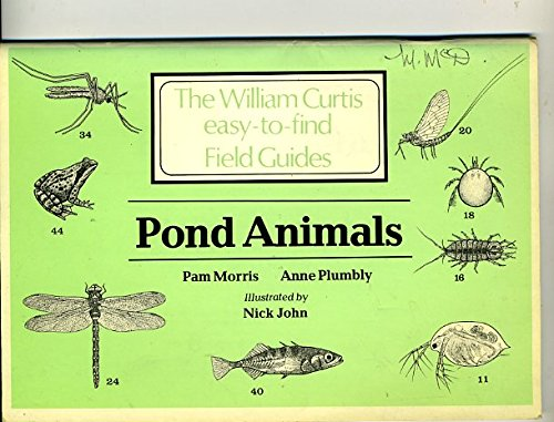 9780435045531: THE WILLIAM CURTIS EASY-TO-FIND FIELD GUIDES: POND ANIMALS