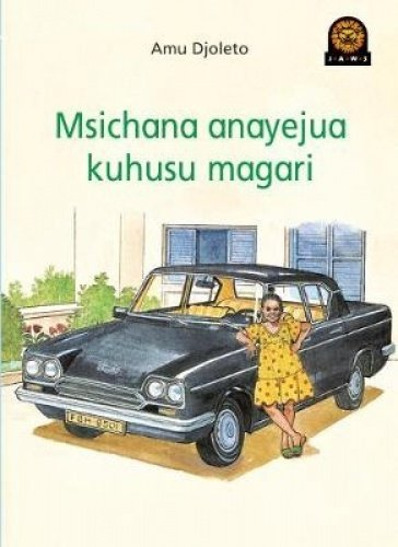 JAWS Kiswahili: The Girl Who Knows About: Amu Djoleto