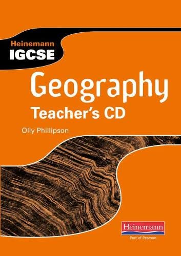 9780435045845: Heinemann IGCSE Geography Teacher's CD