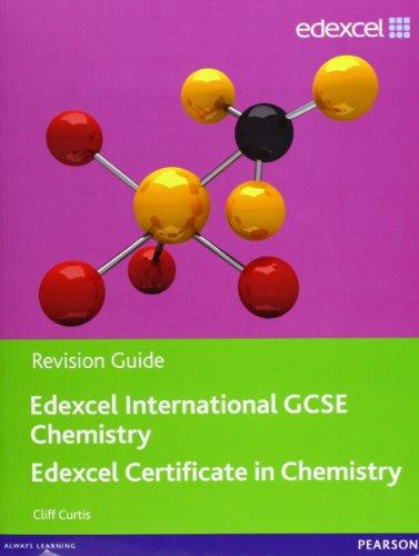 9780435046729: Edexcel IGCSE Chemistry Revision Guide with Student CD (Edexcel International GCSE)
