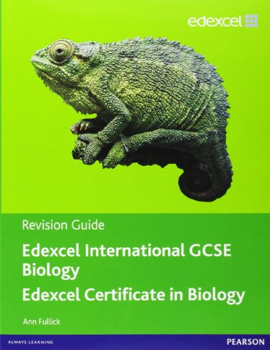9780435046767: Edexcel International GCSE Biology Revision Guide with Student CD