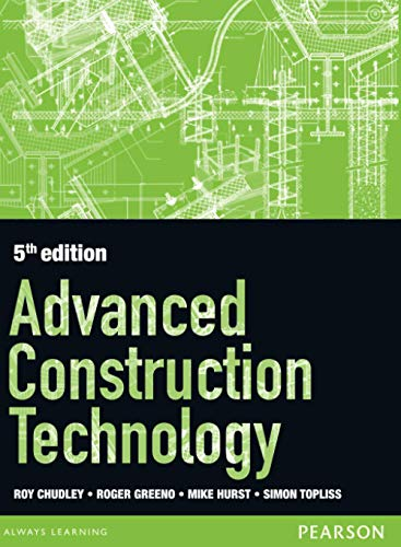 9780435046835: Advanced Construction Technology, 5th edition
