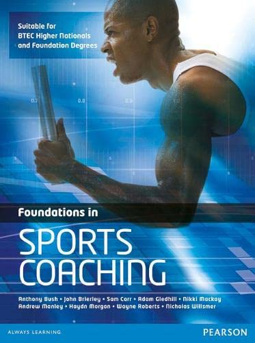 Foundations in Sports Coaching. (9780435046842) by [???]
