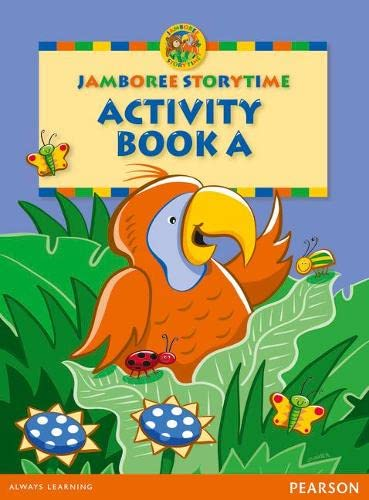 9780435047214: Jamboree Storytime Level A: Activity Book 2nd edition