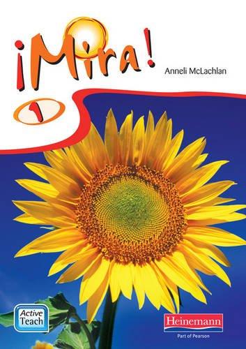 9780435047382: Mira 1 ActiveTeach CD-ROM (Mira! (For Year 7 Starters))