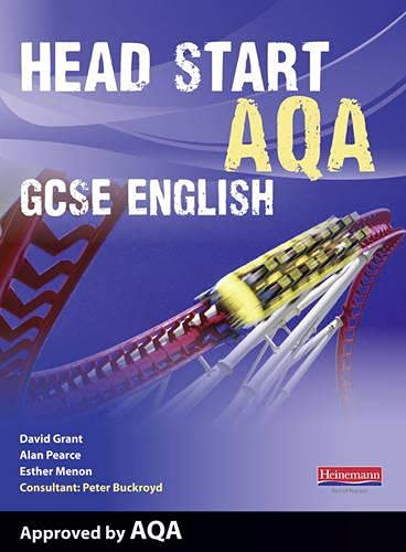 Head Start English for AQA Student Book: Grant, Mr David