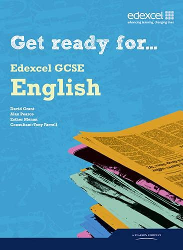 9780435047450: Get Ready for Edexcel Gcse English. Student Book (Get Ready for Edexcel English)